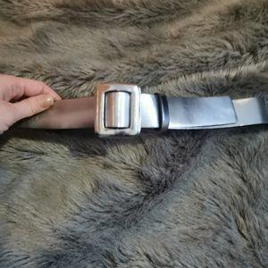 Jean paul knott leather belt